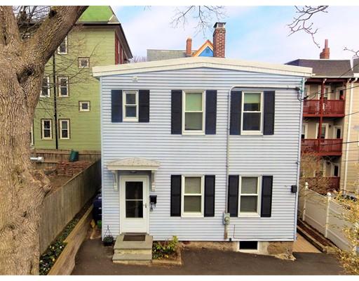 Enfamiljshus för Försäljning vid 37 Danforth Street 37 Danforth Street Boston, Massachusetts 02130 Usa