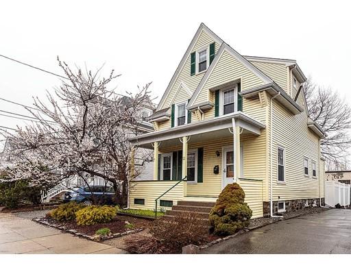 Enfamiljshus för Försäljning vid 12 Hopedale Street 12 Hopedale Street Boston, Massachusetts 02134 Usa