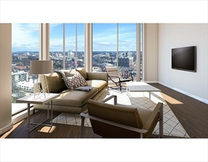 188 Brookline Ave 25C is a similar property to 73 Hancock St  Boston Ma