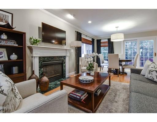 Picture 3 of 160 Hillside Ave Unit 6 Needham Ma 3 Bedroom Condo
