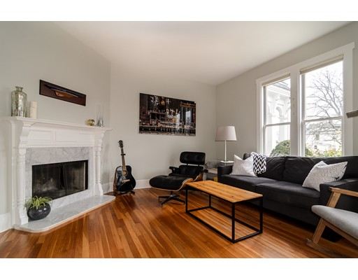 Picture 6 of 3 Waban St Unit 2 Wellesley Ma 2 Bedroom Condo