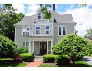 3 Waban St 2 is a similar property to 11 Oak St  Wellesley Ma