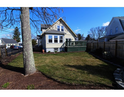 Picture 2 of 26 Commonwealth Ave  Dedham Ma 4 Bedroom Single Family