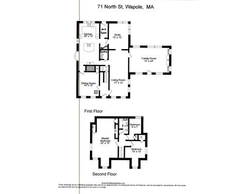71 North Street, Walpole, MA, 02081