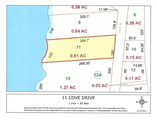 11 Cove Dr, Sturbridge, MA, 01566