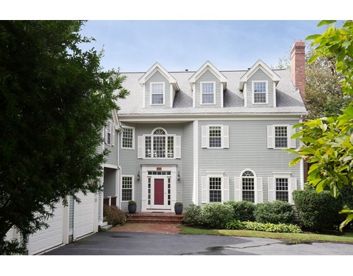 53 Park Avenue, Wellesley, MA, 02481