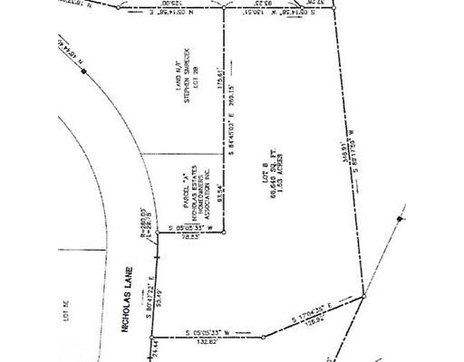 0 Nicholas lane, Hampden, MA, 01085