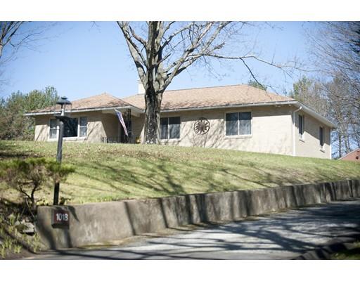 1018  Baptist Hill Rd,  Palmer, MA