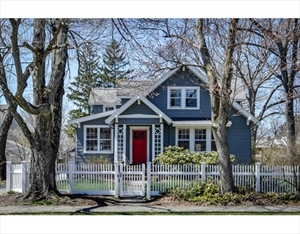 711 Webster St  is a similar property to 43 Whittier Rd  Needham Ma