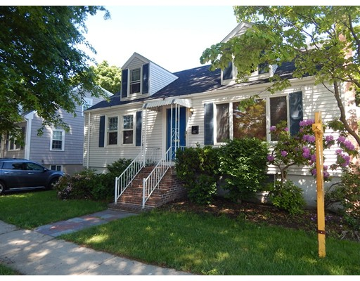 34  Wampatuck Road,  Quincy, MA