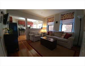 368 Sumner 7 is a similar property to 9 Rowell St  Boston Ma