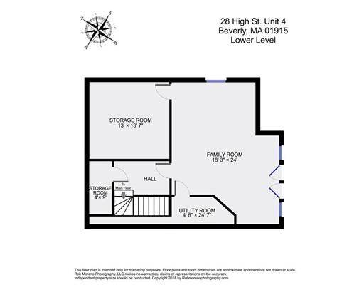 28 HIGH STREET 4, Beverly, MA, 01915