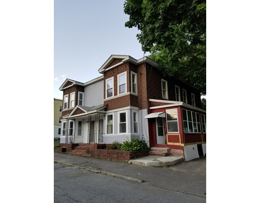 41 Willow St, Fitchburg, MA, 01420