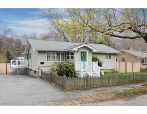 10 Robinson Road  is a similar property to 5 Jasper St  Beverly Ma