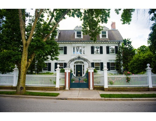 Picture 1 of 91 Middlesex Rd  Brookline Ma  9 Bedroom Single Family#