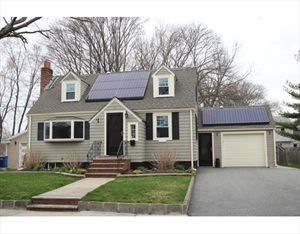 21 Greystone Road  is a similar property to 316 Essex St  Saugus Ma