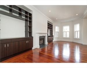 348 Marlborough St 1 is a similar property to 133 Seaport Blvd  Boston Ma