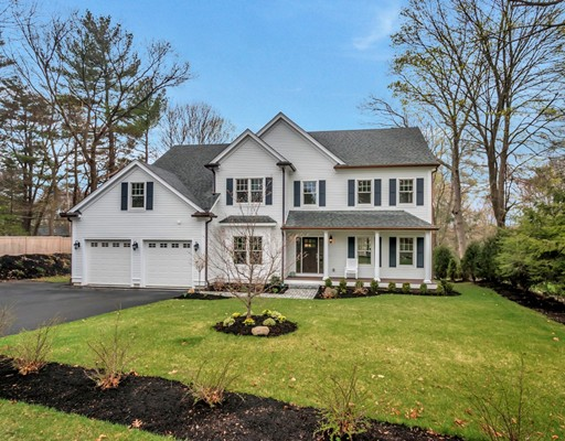 Picture 6 of 7 Nimrod Dr  Concord Ma 5 Bedroom Single Family