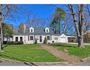 13 Euclid Avenue  is a similar property to 184 Mill  St  Natick Ma