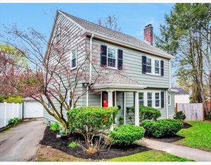 20 Allen Circle  is a similar property to 9 Cheever St  Milton Ma