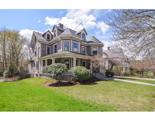 Picture 1 of 259 Mount Auburn St  Watertown Ma  5 Bedroom Single Family#