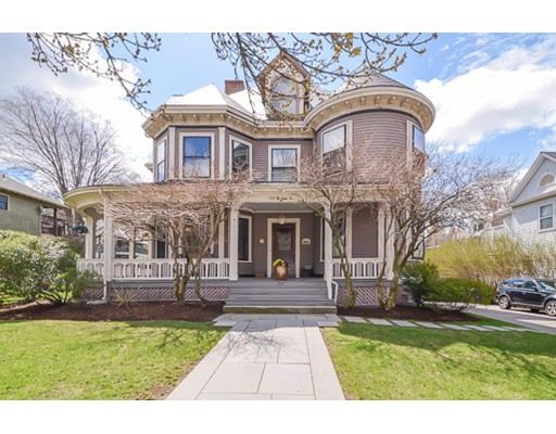 Picture 2 of 259 Mount Auburn St  Watertown Ma 5 Bedroom Single Family