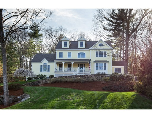 14 Edge Hill Road, Hopkinton, MA 01748