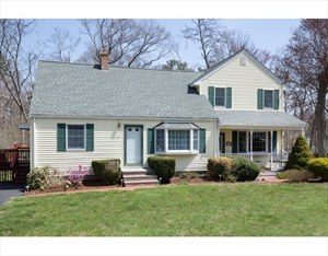 21 Purity Springs Rd  is a similar property to 15 Hart St  Burlington Ma