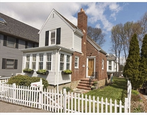 88 Aberdeen Road  is a similar property to 70 Carlisle St  Quincy Ma