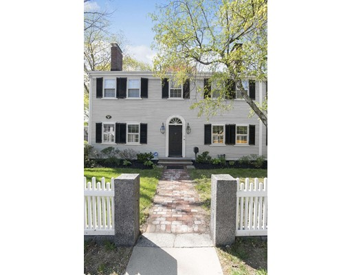 Picture 1 of 39 Court St  Dedham Ma  5 Bedroom Single Family