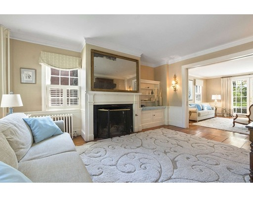 Picture 5 of 39 Court St  Dedham Ma 5 Bedroom Single Family