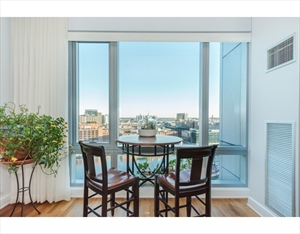 500 Atlantic Ave 15J is a similar property to 25 Channel Center St  Boston Ma