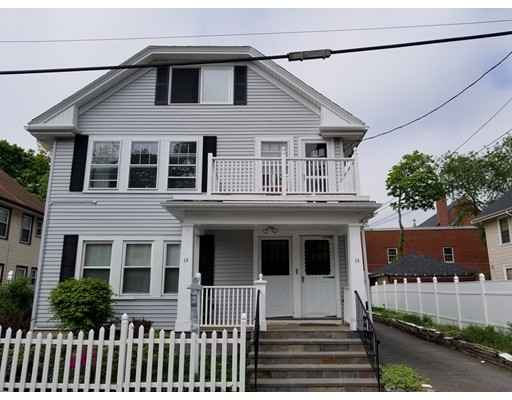 Picture 1 of 13-15 Laurel Rd  Milton Ma  6 Bedroom Multi-family#