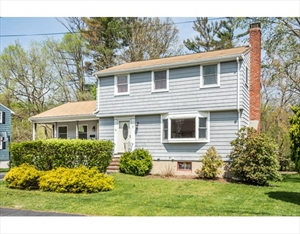 7 Hillside Rd  is a similar property to 55 Curtis St  Reading Ma