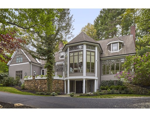 Picture 1 of 1 Graystone Ln  Weston Ma  4 Bedroom Single Family#
