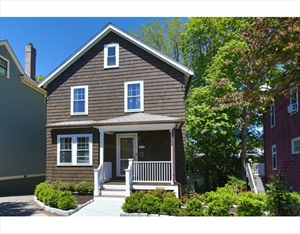 14A Linden Pl  is a similar property to 25 White Pl  Brookline Ma
