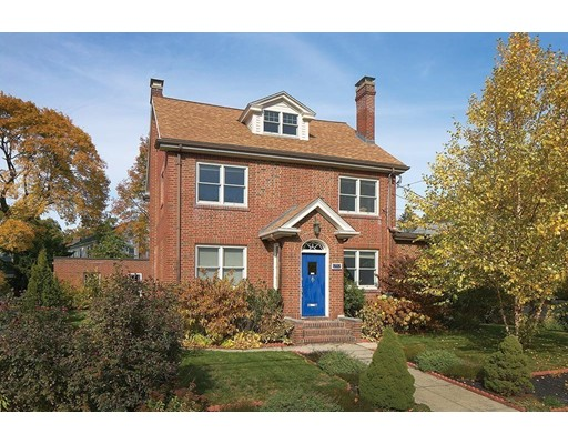 Picture 1 of 783 Watertown St  Newton Ma  4 Bedroom Single Family#