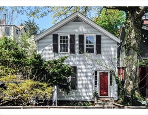 25 White Pl  is a similar property to 14A Linden Pl  Brookline Ma