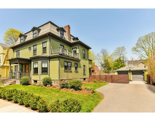 Picture 9 of 8 Greenough Ave  Boston Ma 6 Bedroom Single Family