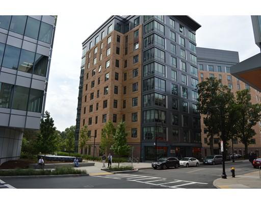 Picture 1 of 80 Fenwood Unit 809 Boston Ma  1 Bedroom Condo#