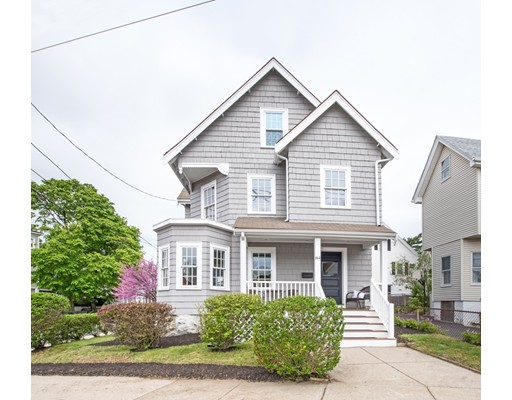 Picture 2 of 84 Belmont St  Malden Ma 4 Bedroom Single Family