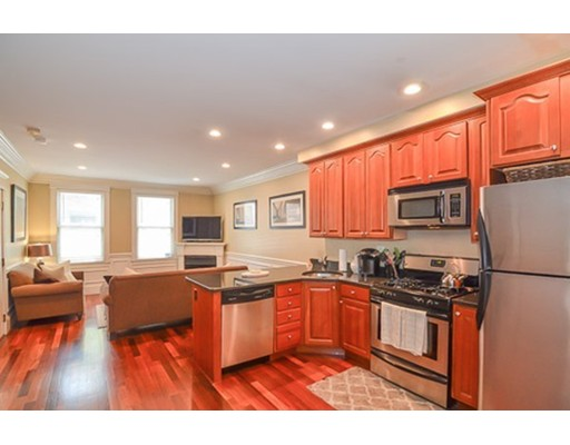 Picture 1 of 337 E St Unit 1 Boston Ma  2 Bedroom Condo#
