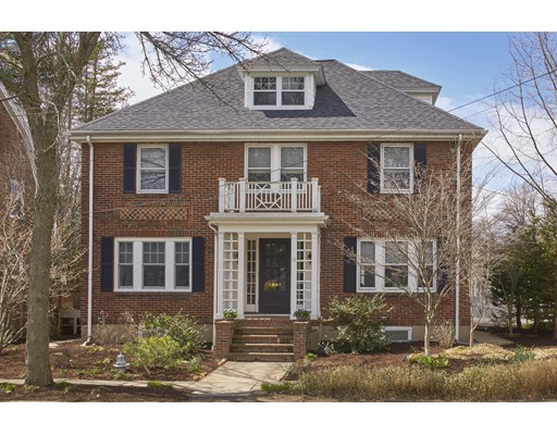 Picture 4 of 15 Preble Gardens Rd  Belmont Ma 3 Bedroom Single Family
