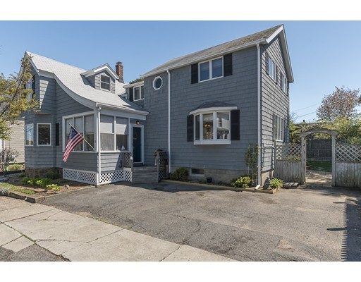 Picture 9 of 5 Jasper St  Beverly Ma 4 Bedroom Single Family