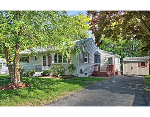 Forbes Avenue, Burlington, MA 01803