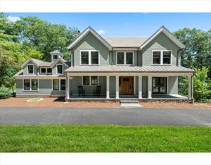 36 Pine St  is a similar property to 11 Plymouth Rd  Weston Ma