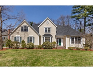 1 Green Way  is a similar property to 33 Whispering Ln  Wayland Ma