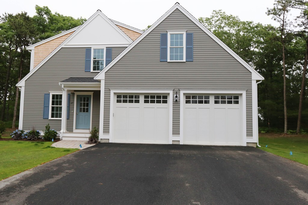 18 Crimson Way Unit Lot 38, Plymouth, Massachusetts