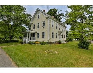 8 Central Street  is a similar property to 41 Fruit St  Newbury Ma