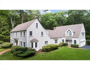 27 Saddle Hill Road  is a similar property to 11 Plymouth Rd  Weston Ma